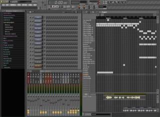 Fruity Loops (FL) Studio 9.0.3 + русификатор + key.